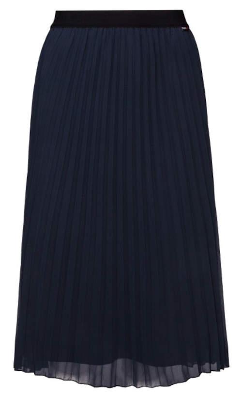 Leohounká plisovaná sukňa na leto